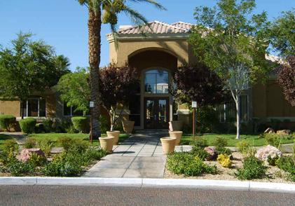 Las Vegas Luxury Apartment Club House