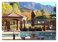 Broadstone High Desert Pool area