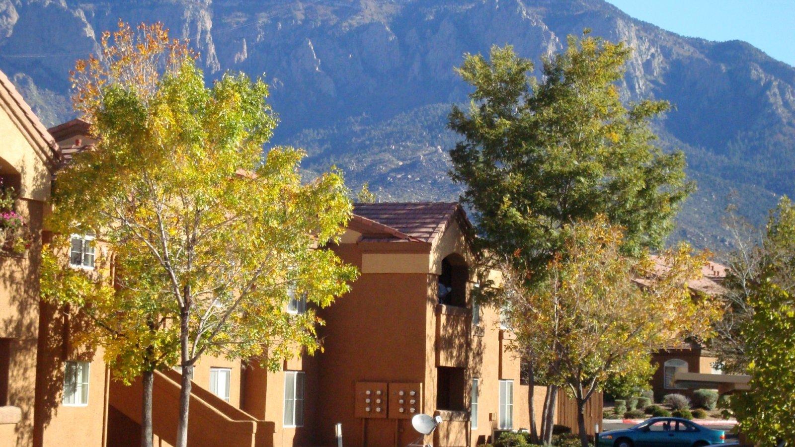 Our North Albuquerque apartments