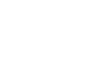 The Fairways at Raccoon Creek