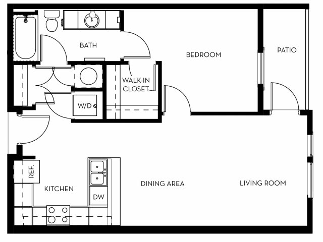 Roosevelt Park Apartments