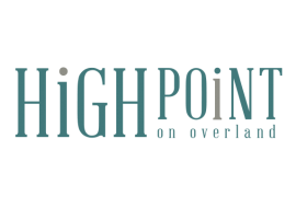High Point on Overland