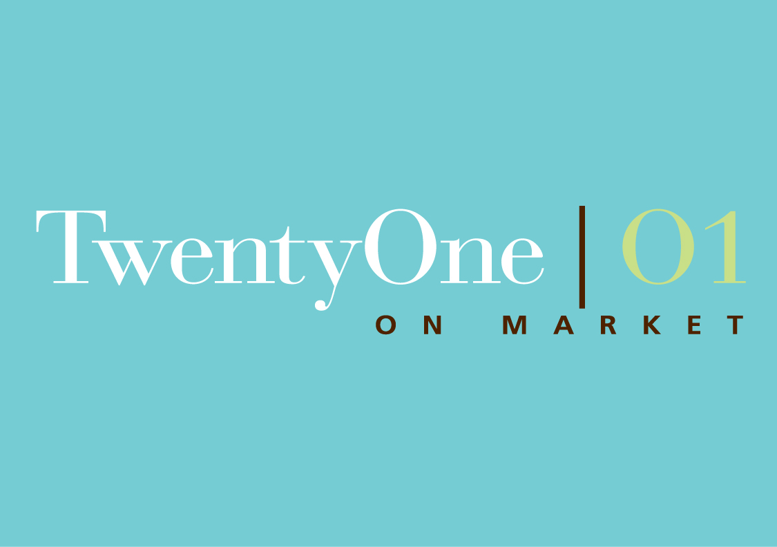 TwentyOne 01 on Market