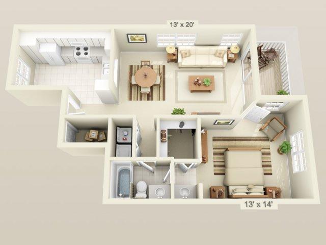 Huntington Lakes Apartments