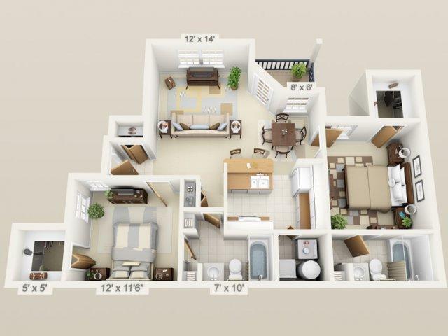Spyglass Apartments
