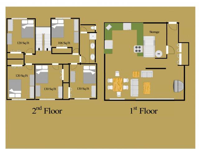 Ravenwood 5 Bedroom Apartment