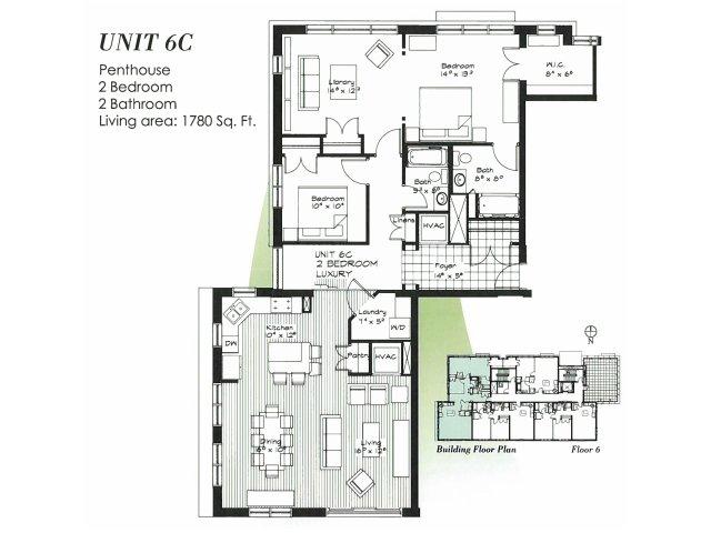 Gateway Commons Unit 6C