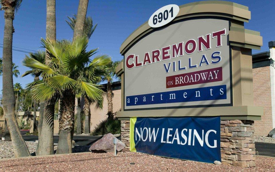 Claremont Villas on Broadway