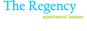 The Regency apartments logo