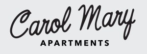 Carol Mary apartments logo