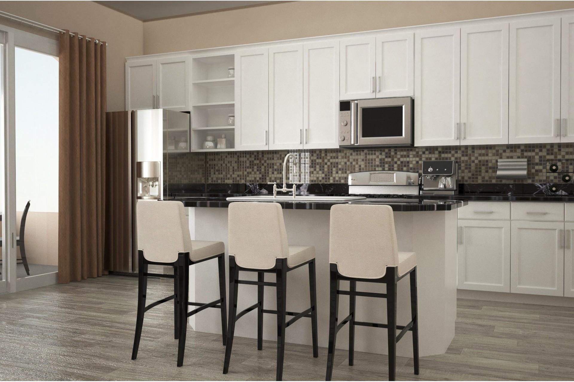 bella victoria apartments mesa az dining room and kitchen - 2 Bedroom Apartments In Mesa Az