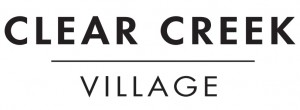 Clear Creek Village apartments logo