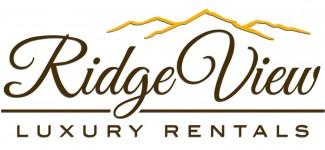 Ridge View apartments logo