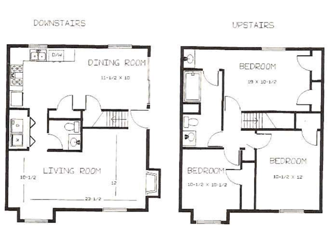3 Bed 1 5 Bath Apartment In Greenville Nc Southgate