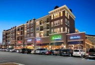Street view of Windsor at Glenridge Apartments in Sandy Springs GA