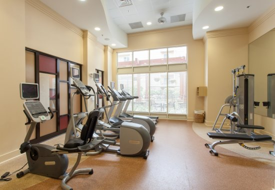 Gym at Windsor at Brookhaven Apartments in Atlanta GA