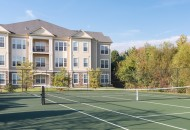 Exterior view of Windsor at Harpers Crossing Apartments in Langhorne PA
