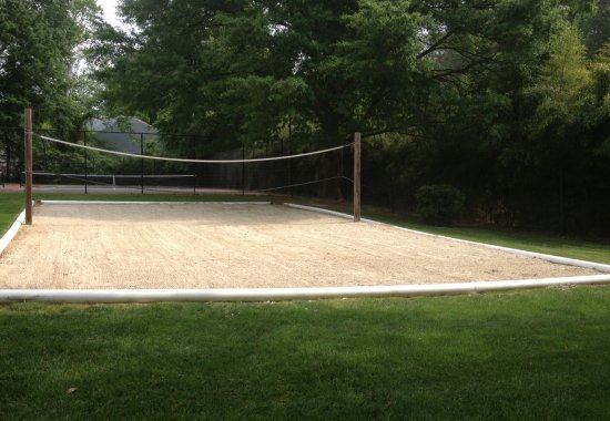 Chapel Hill apartments | Beach Volleyball Court