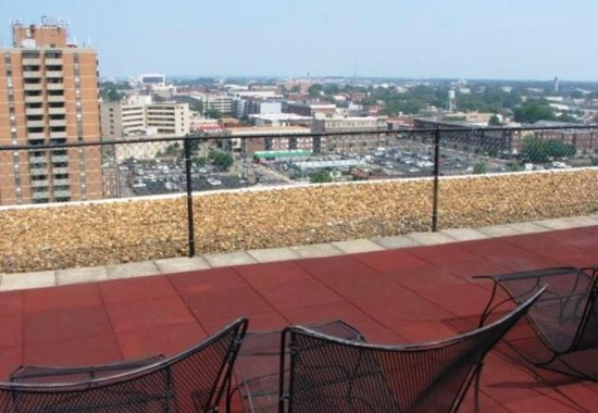 Picturesque views from our Richmond VA apartments at Berkshire Apartments