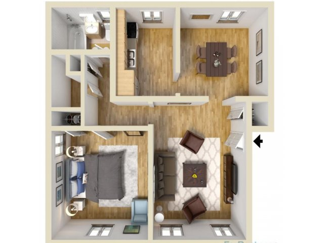 1 and 2 bedroom apartments for rent in norfolk va