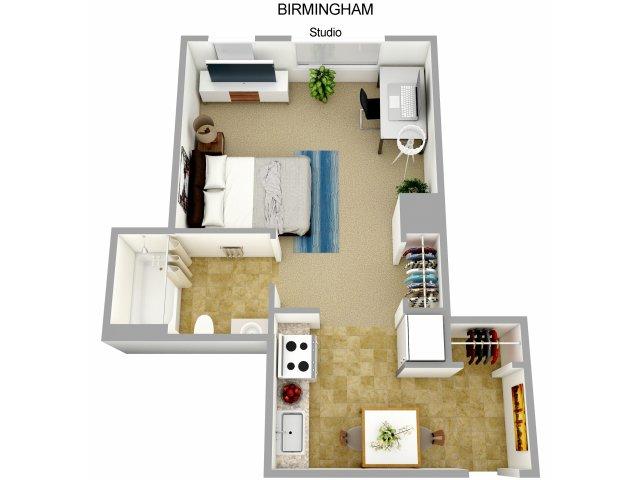 Oak Hill Apartments