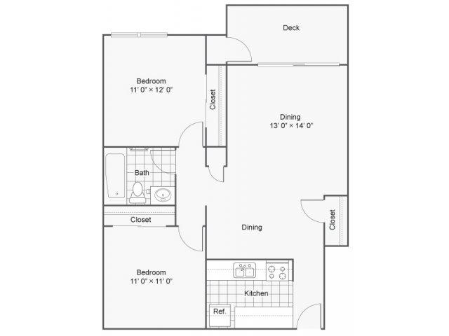 2 bed 1 bath apartment in everett wa park 120 apartments - One bedroom apartments everett wa ...