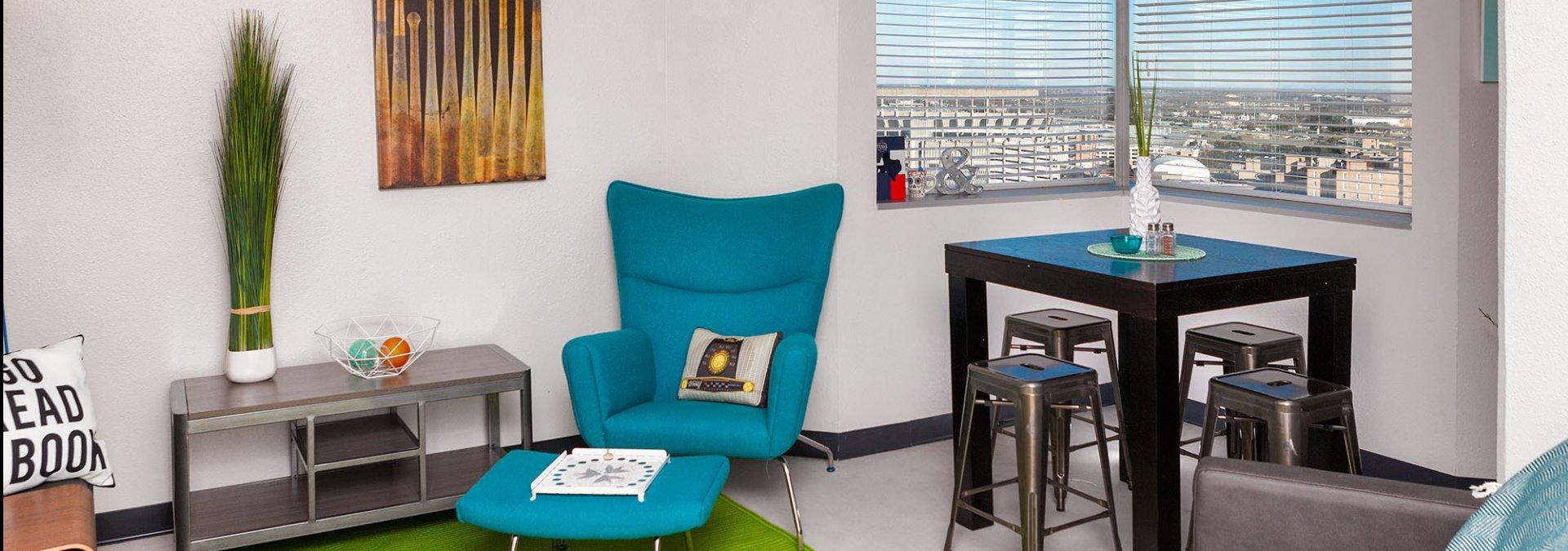 Spacious Floor Plans at Dobie Twenty21 Student Spaces