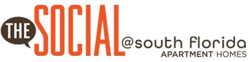 The Social at South Florida Logo | USF Apartments | The Social at South Florida