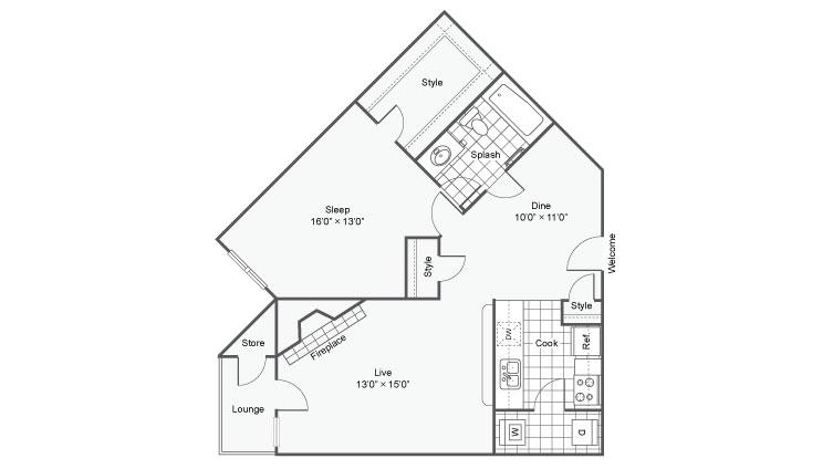 australian duplex house plans with courtyards | best home design, Garten und erstellen