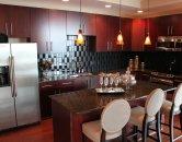 Center Pointe Condo Kitchen