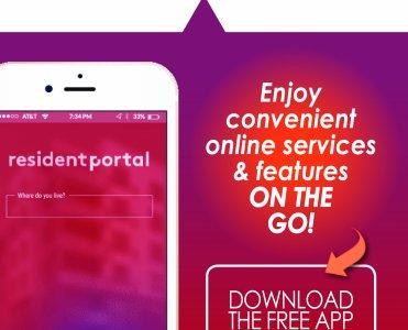 Resident Portal Mobile App R E Carroll Management Company