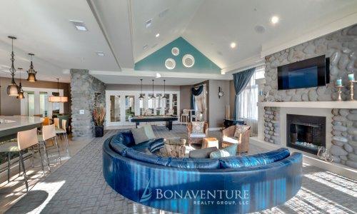 Promenade Pointe Apartments- Pool