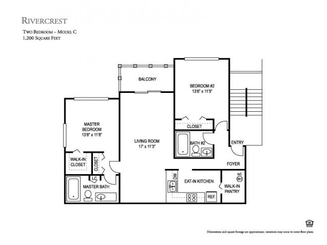 Rivercrest Apartments