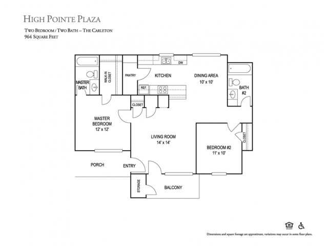 High Pointe Plaza Apts