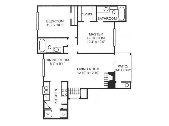 Canyon Creek Apartment Homes