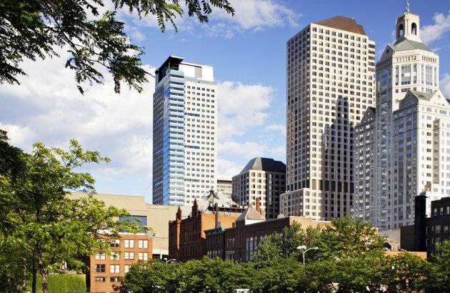 Luxury living in the heart of downtown Hartford