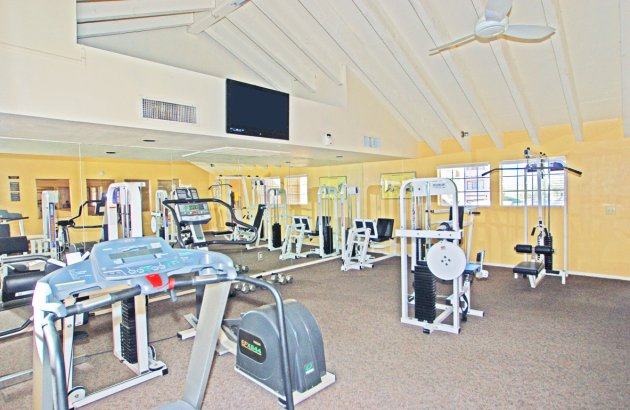 You have access to the things you need, like a 24-hour Laundry Facility & Fitness Center