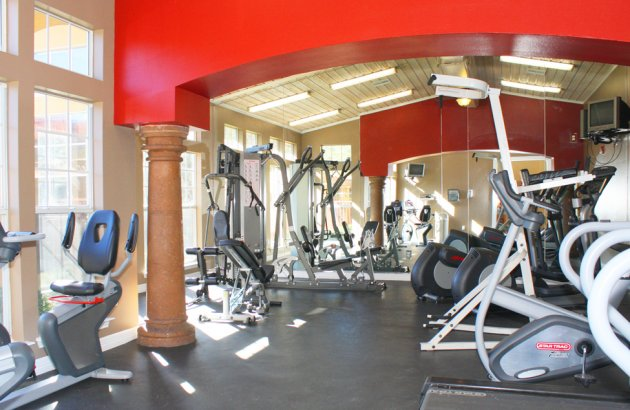 Enjoy access to our 24 hour fitness center, complete with all the equipment you'll need for your workout