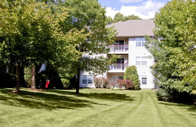 The Residences at Westborough gladly welcomes your cats and dogs