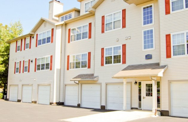 Community is a breeze with a T station within walking distance of the Residences at Westborough