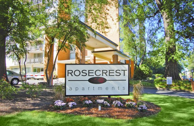 Rosecrest is a controlled access community providing you with more privacy
