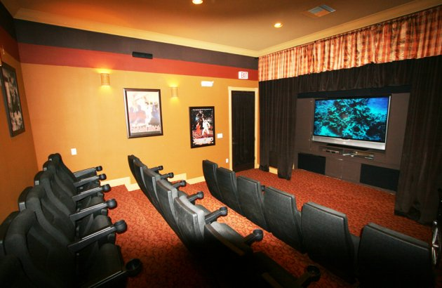 Grab a group and make the most of an afternoon movie matinee in the community movie theatre