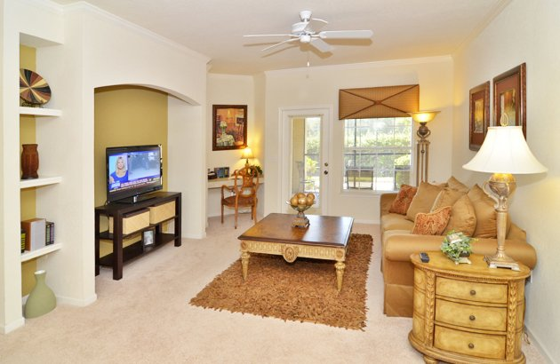 Stretch out in homes offering up to 1,566 sq ft with large screened  in porches