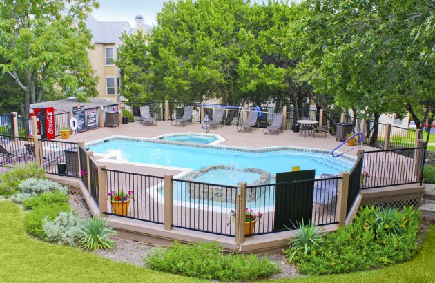 Spend a sunny day or warm afternoon by the community pool and spa with a barbecue area