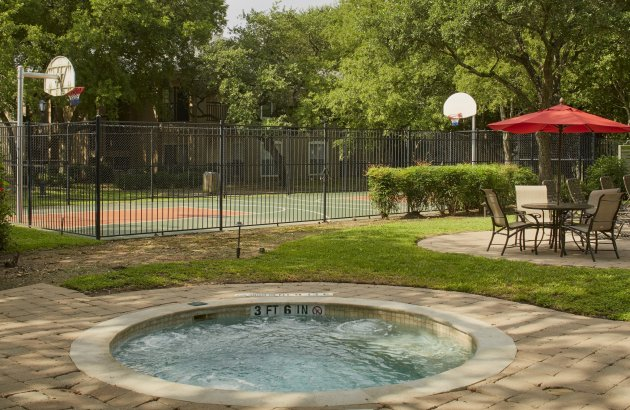 Enjoy privacy and a serene atmosphere in this gated community