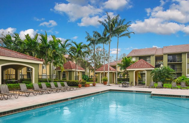 Close to The Promenade and an easy commute to Boca Raton, Ft Lauderdale and West Palm Beach