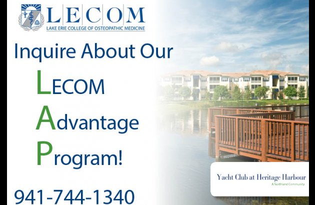Inquire about our LECOM advantage program today!