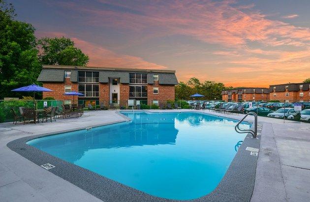 Enjoy Tatnuck Arm's newly redone swimming pool