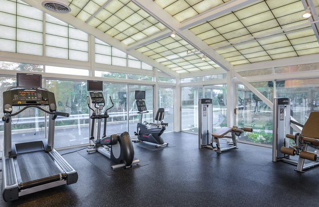 Get active with a mix of cardio equipment and weight machines in our spacious fitness center