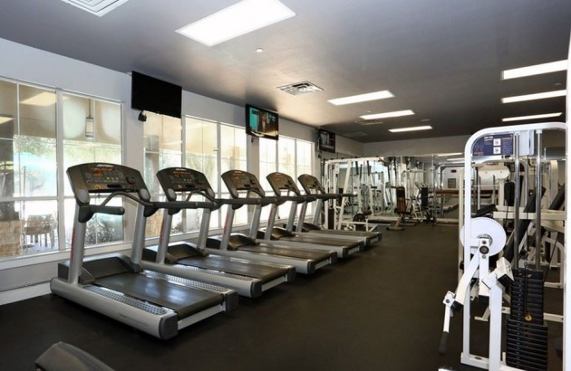 Enjoy access to a fully equipped fitness center with everything you need to stay active